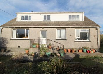 Thumbnail 4 bed detached house for sale in 19 Crossbost, Isle Of Lewis