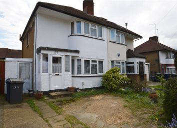 Thumbnail 3 bed semi-detached house for sale in Lee Road, Mill Hill, London