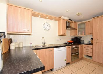 Thumbnail 5 bed link-detached house for sale in Atkinson Road, Hawkinge, Folkestone, Kent