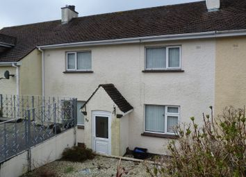 Thumbnail 3 bed terraced house to rent in Melbourne Road, Liskeard