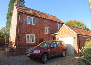 Thumbnail 3 bed detached house for sale in Norwich Road, Edgefield, Melton Constable