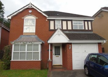 Thumbnail 4 bedroom property to rent in William Nicholls Drive, Old St. Mellons, Cardiff
