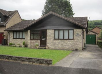 Thumbnail 2 bed property to rent in Tawe Park, Ystradgynlais, Swansea.
