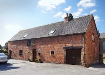 Thumbnail 4 bed barn conversion for sale in Yeaveley, Ashbourne