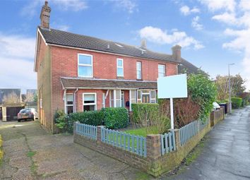 Thumbnail 3 bedroom semi-detached house for sale in Queens Road, Crowborough, East Sussex
