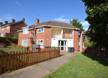Thumbnail 1 bed flat for sale in Lancelot Road, Beacon Heath, Exeter, Devon