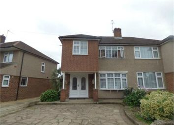 Thumbnail 3 bed semi-detached house for sale in Montayne Road, Cheshunt, Waltham Cross, Hertfordshire