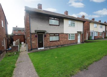 Thumbnail 2 bedroom semi-detached house for sale in Darcy Road, Eckington, Sheffield