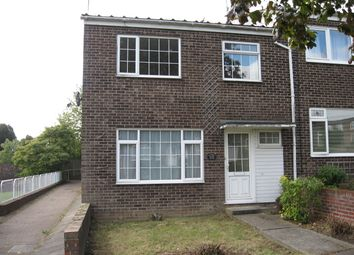Thumbnail 4 bedroom semi-detached house to rent in Avon Way, Colchester