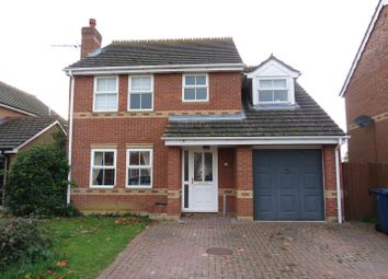 Thumbnail 4 bed detached house for sale in Malthouse Lane, Ramsey, Huntingdon