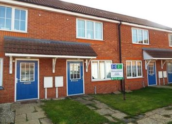 Thumbnail 2 bedroom terraced house to rent in Gadwall Way, Scunthorpe
