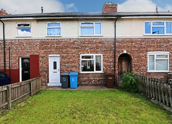 Thumbnail 3 bedroom terraced house for sale in The Quadrant, Hull