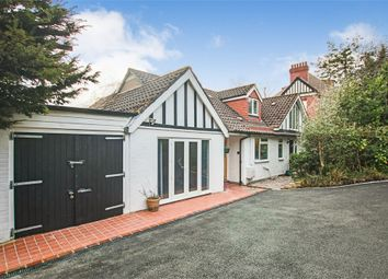 Thumbnail 4 bed detached house for sale in Lingfield Road, East Grinstead, West Sussex