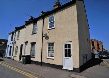 Thumbnail 2 bed end terrace house to rent in Milton Road, Swanscombe, Kent