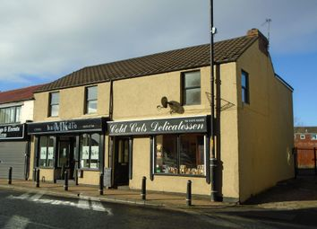 Thumbnail Retail premises for sale in Ravensworth Terrace, Bedlington