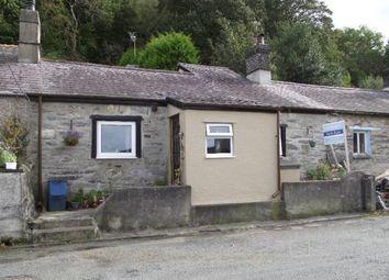 Thumbnail 2 bed terraced house for sale in Braichmelyn, Bethesda, Gwynedd