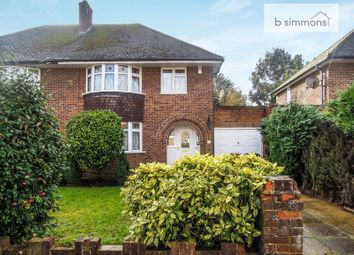 Thumbnail 3 bed semi-detached house for sale in Castleview Road, Langley, Slough