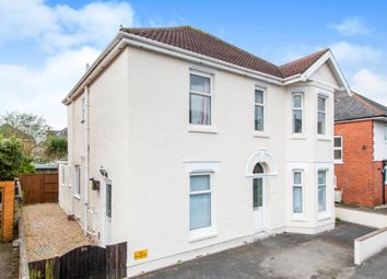 Thumbnail 3 bedroom flat for sale in Rosebery Road, Southbourne, Bournemouth
