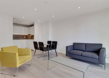 Thumbnail 1 bed flat to rent in Newnton Close, London
