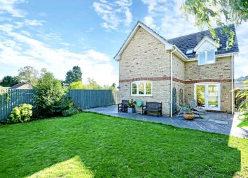 Thumbnail 4 bed detached house for sale in Park Lane, Blunham, Bedford, Bedfordshire