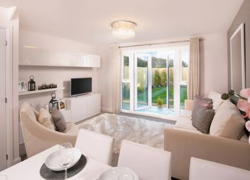 "Thumbnail 3 bedroom semi-detached house for sale in ""Norbury"" at Lightfoot Lane, Fulwood, Preston"