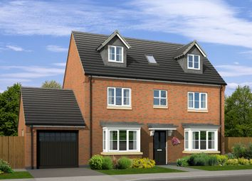 Thumbnail 4 bedroom detached house for sale in Humberston Avenue, Humberston, Lincolnshire