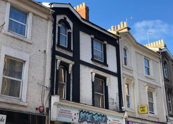Thumbnail 1 bedroom flat for sale in Flat 2, 15A Market Street, Torquay