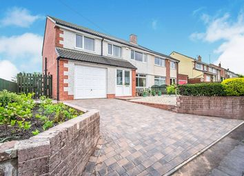 Thumbnail 4 bed semi-detached house for sale in South End, Wigton