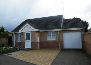 Thumbnail 2 bed detached bungalow to rent in Meadenvale, Parnwell, Peterborough