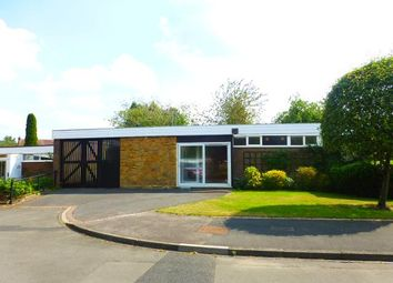 Thumbnail 2 bed detached bungalow for sale in Hartford Close, Harborne, Birmingham, West Midlands