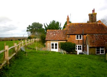 Thumbnail 3 bed cottage to rent in The Street, Selmeston