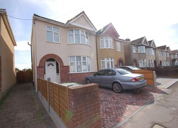 Thumbnail 3 bed semi-detached house for sale in Court Road, Kingswood, Bristol