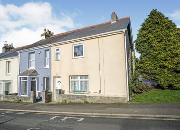 Thumbnail 2 bedroom semi-detached house for sale in North Road, Saltash