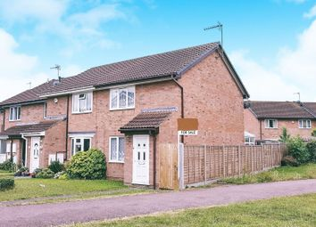 Thumbnail 2 bedroom end terrace house for sale in Friary Gardens, Newport Pagnell
