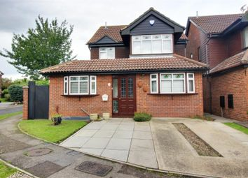 Thumbnail 4 bed detached house for sale in Girton Court, Cheshunt, Waltham Cross
