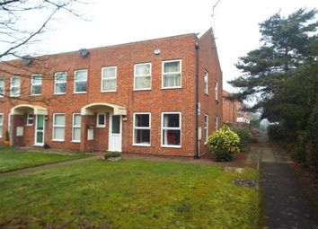 Thumbnail 3 bed end terrace house for sale in Spean Court, Wollaton, Nottingham, Nottinghamshire