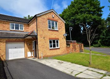 Thumbnail 3 bed semi-detached house for sale in Millfields, Wrexham