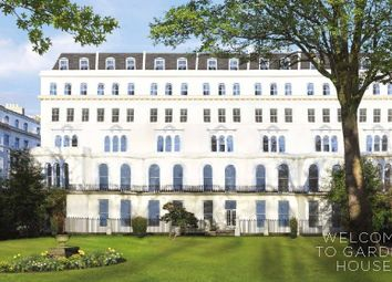 Thumbnail 1 bed flat for sale in Garden House. Kensington Gardens Square, London