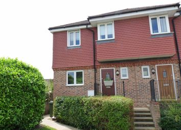 Thumbnail 3 bed end terrace house to rent in Edenbridge, Kent