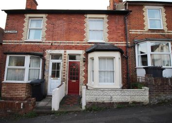 Thumbnail 3 bed terraced house to rent in Lower Field Road, Reading