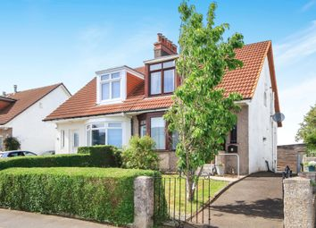 Thumbnail 2 bed semi-detached house for sale in Kingsacre Road, Kings Park, Glasgow