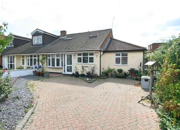 Thumbnail 3 bed detached house for sale in Hereward Close, Waltham Abbey, Essex