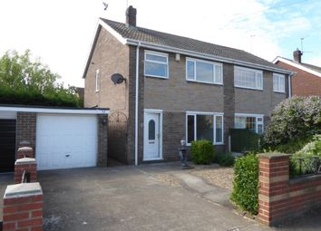 Thumbnail 3 bed semi-detached house to rent in 52 Ashburnham Gardens, Sprotbrough