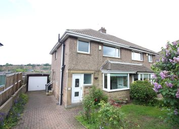 Thumbnail 3 bed semi-detached house for sale in Close Lea, Rastrick