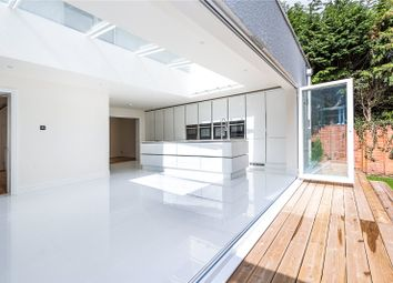 Thumbnail 4 bed semi-detached house for sale in Rural Way, London