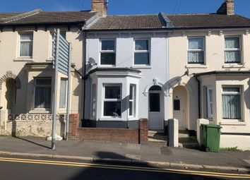 Thumbnail 2 bed terraced house for sale in 4 Pavilion Road, Folkestone, Kent