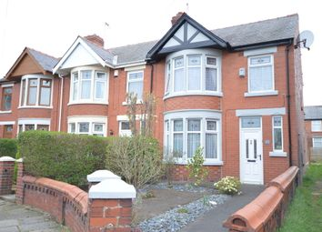 Thumbnail 3 bedroom end terrace house for sale in Dalewood Avenue, Blackpool