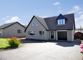 Thumbnail 4 bed detached house for sale in Grant Street, Whitehills, Banff