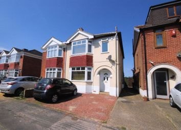 Thumbnail 3 bed semi-detached house for sale in Findon Road, Gosport