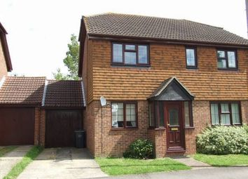 Thumbnail 2 bedroom property to rent in Norman Road, West Malling